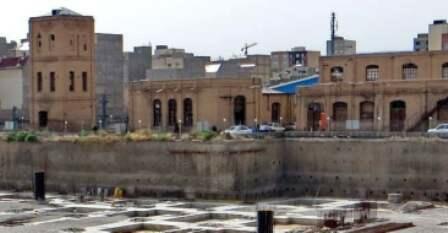اولین کارخانه چرمسازی ایران در تبریز