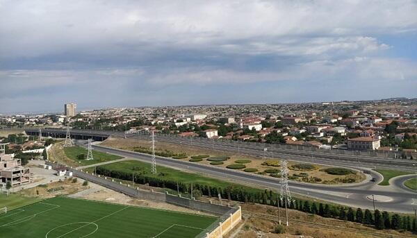 Bakı yolları bomboş qaldı - Foto