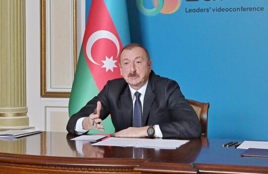 Əliyev BMT debatında: İşğala son qoyulmalıdır!