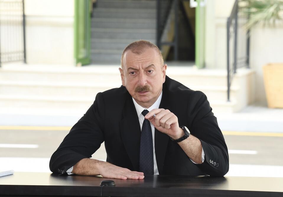 Əliyevin bu təklifi region üçün yeni siyasətdir - Artamonov