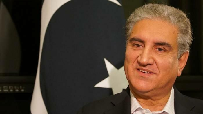 Pakistan's foreign minister has contracted a coronavirus
