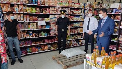 Polis Oğuzda reyd keçirdi
