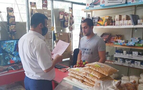 78 obyektdə qanun pozuntuları aşkarlandı - Reyd