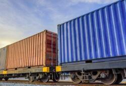 Поезд был доставлен из Китая в Турцию за 14 часов