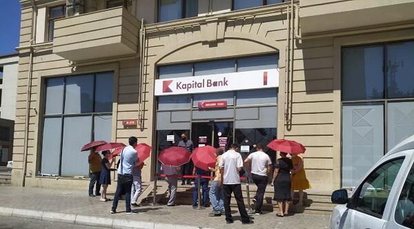 Kapital Bank müştərilərini günvurmadan belə qoruyur - Foto