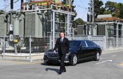 Ilham Aliyev inaugurated a new substation -
