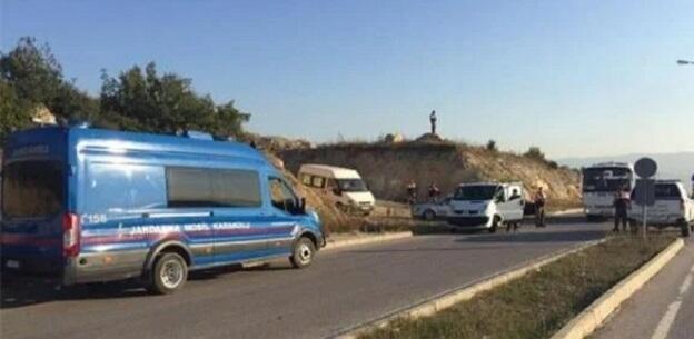 В Турции при взрыве погибли трое военнослужащих