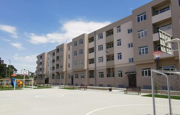 При поддержке Kapital Bank семьям шехидов предоставлены дома