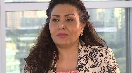 Səkinə Babayeva yenidən sədr seçildi