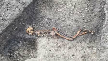 2500 illik cinayət: Qazıntı zamanı tapıldı...