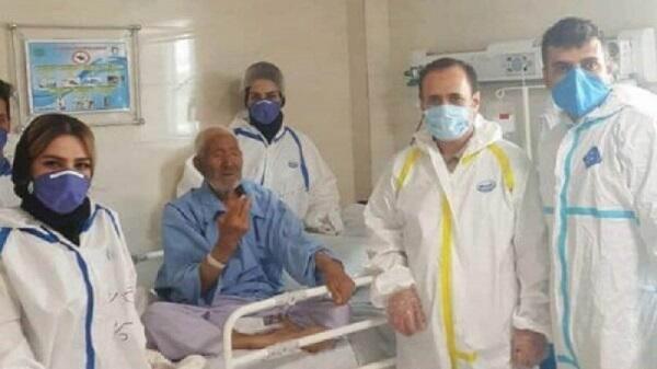 İranda 109 yaşlı kişi koronavirusdan sağaldı
