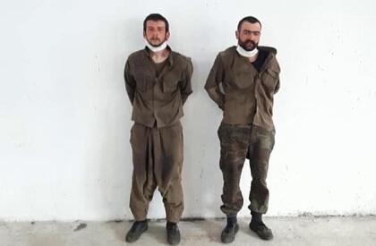 Türkiyə illərdir axtarılan terrorçunu zərərsizləşdirdi - Foto