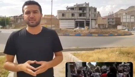 فیردووسی شعیرلرینده ایرقچیلیگی تنقید ائدن  ژورنالیست حبس ائدیلدی