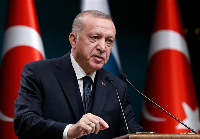 Erdogan spoke about the explosion in Beirut