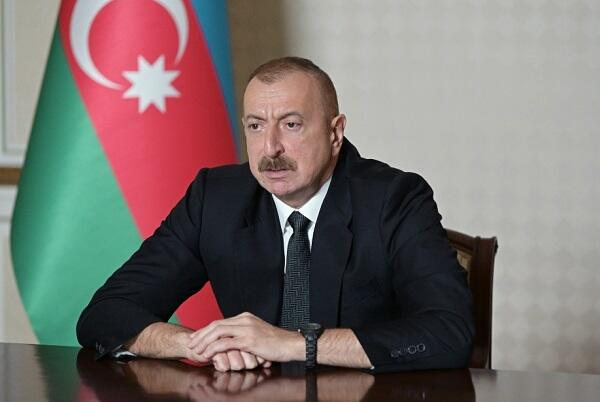 Aliyev: This is important for our neighbours as well