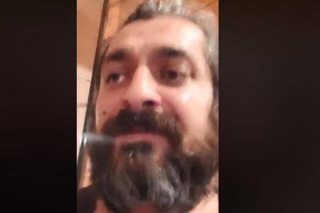 Səs yazısını yayan tapıldı: erməni təxribatçıya baxın - Video