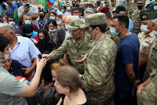 Son of the martyred colonel spoke about the President's call -