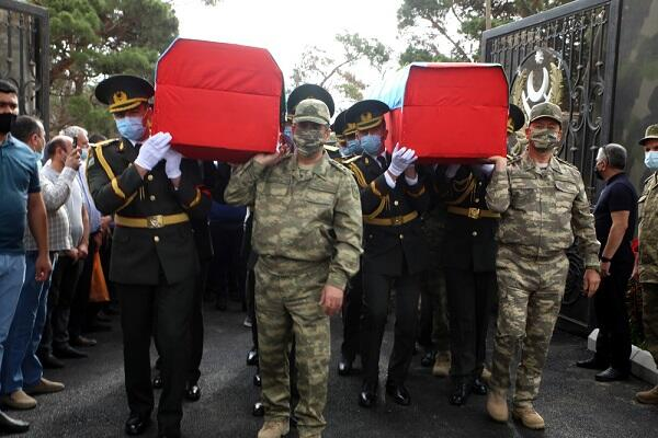 General Polad Hashimov`s funeral was held -