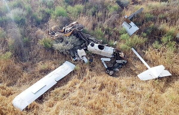 Another provocation from the Armenians: the UAV was shot down