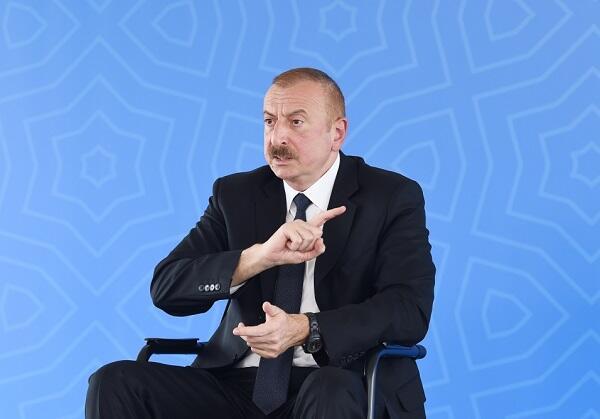 İlham Əliyev: Onlardan həmrəylik gözləmirdik və gözləmirik