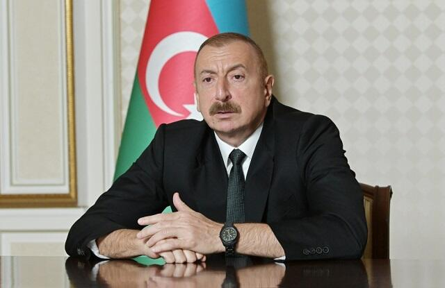 Aliyev stated on the resolution of the French Senate