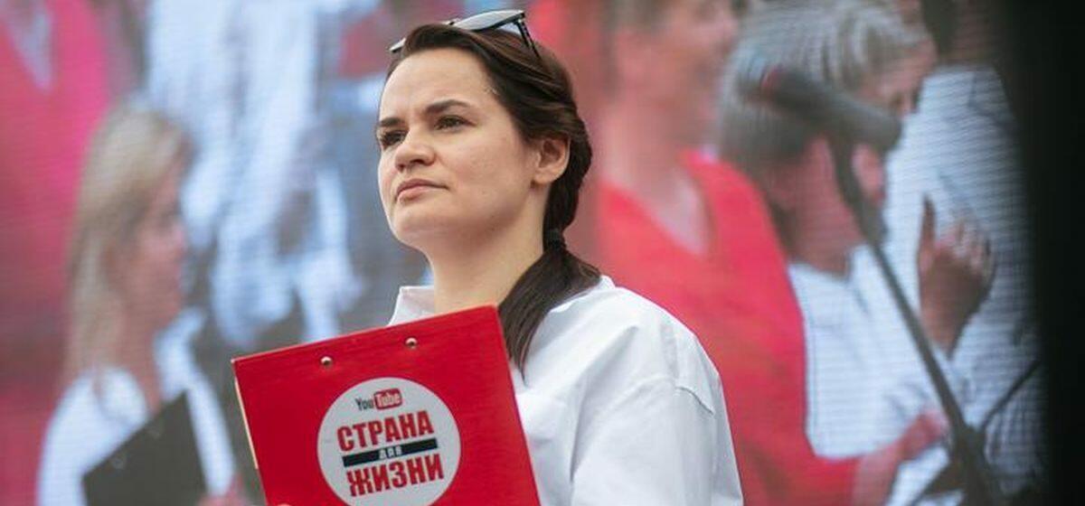 Belarusu yeni etiraz dalğası gözləyir - Tixanovskaya