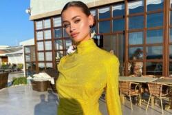 Ukraynalı model Türkiyədə döyüldü