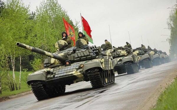 Rusiya və Belarus birgə təlimlərə başlayır