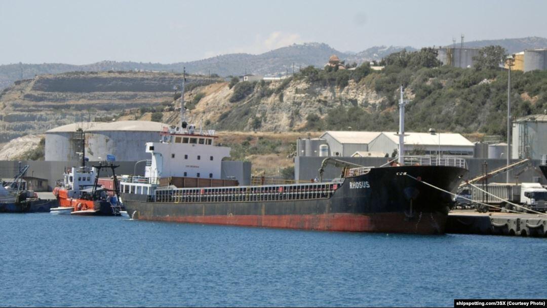 Beyrutu dağıdan maddəni ora aparan rus kapitan danışdı