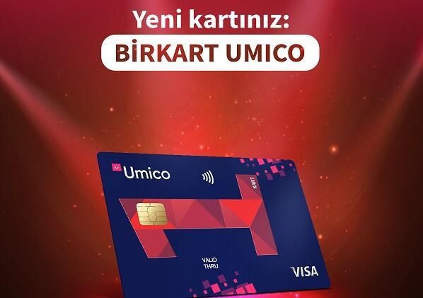 İki brend bir arada - BirKart Umico kartını qarşılayın!