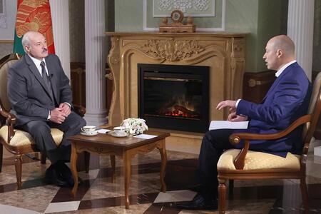 Lukaşenkonun Putin haqda şok sözləri... - Video