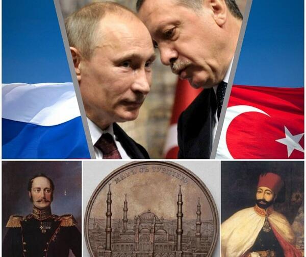 Кто и как настраивал Россию против Турции? – Факты
