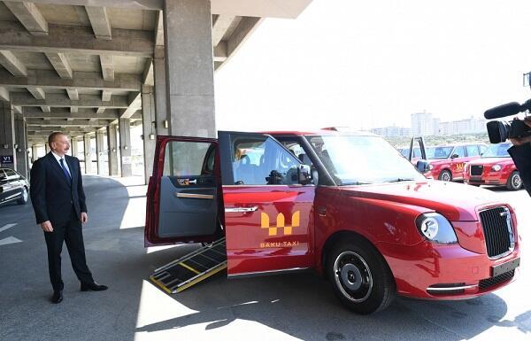 Yeni taksilərin üstünlüyü: elektriklə çalışır… - Ekspert