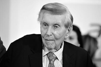 Умер один из старейших миллиардеров в мире