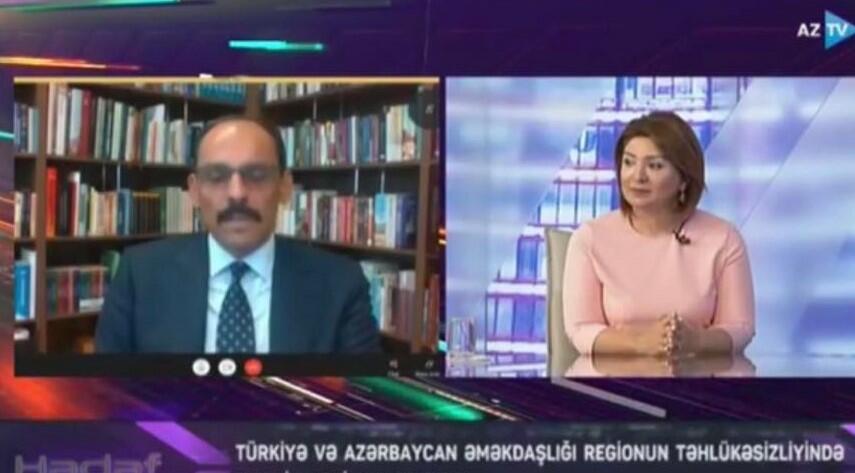 """Türk generalları Bakıda: """"Hədəf""""in müzakirəsi... - Video"""