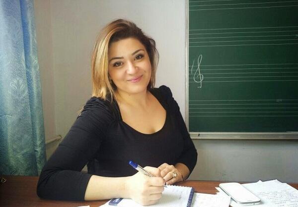 Bəşirqızının məktəb direktoru olan gəlinindən ilk səhv - Foto