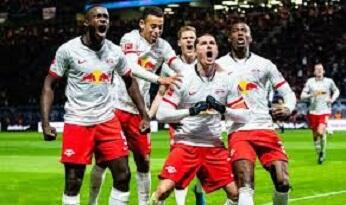 Leipzig in the semifinals of the CL for the first time