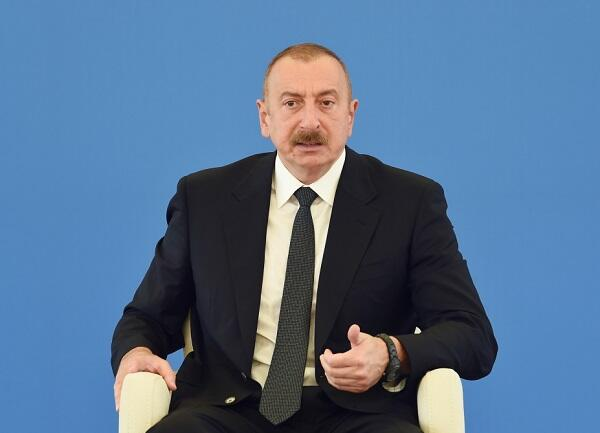 We destroyed Armenian fascism - President