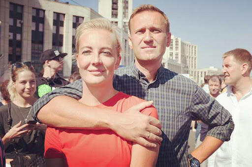 Navalny's wife was released