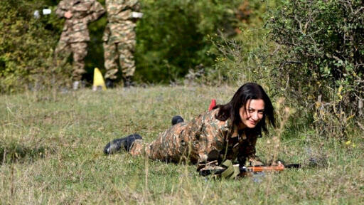 Pashniyan's wife recruits Armenian women for military