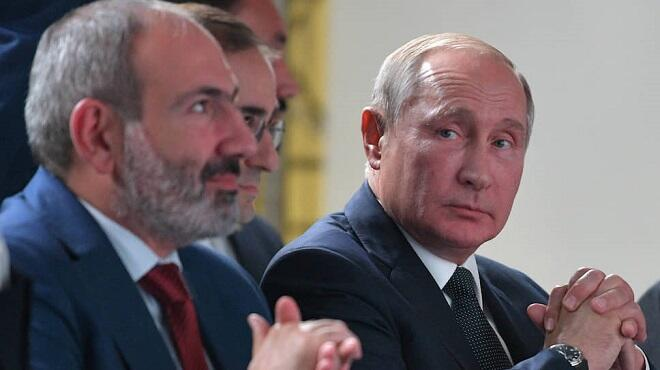Pashinyan asked Putin for military assistance