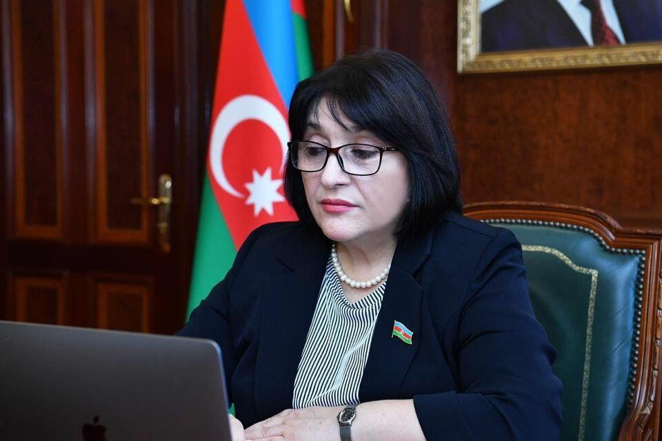 Спикер ММ провела переговоры с главой ПА ОБСЕ