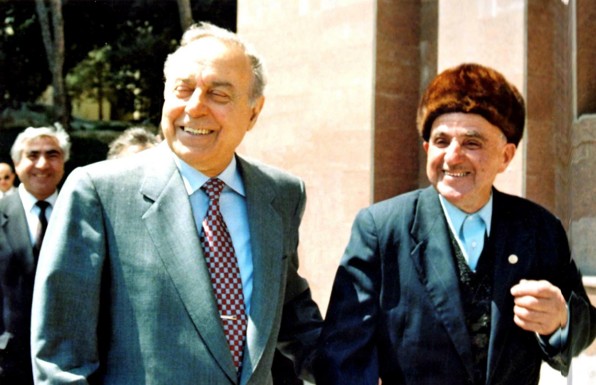 Bunu heç kim bacarmazdı, yalnız Heydər Əliyev…