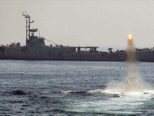 Iran's ship will arrive in Russia for a military parade