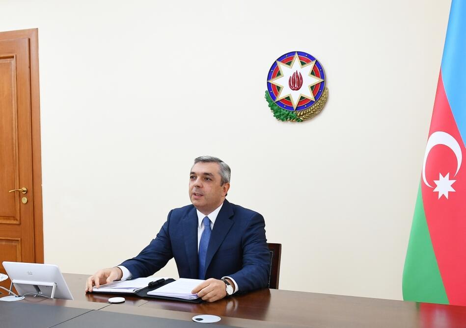 Samir Nuriyev bu rəhbər şəxsləri topladı - Foto