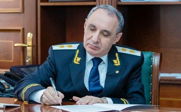 Kamran Əliyev məşhur prokurora yüksək vəzifə verdi
