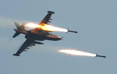 При авиаударах ВВС Афганистана погибли 12 человек
