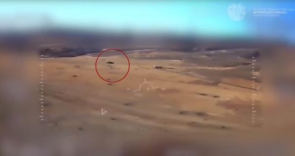 Ermənistanın zərbə dronu: siz də baxın... – Video