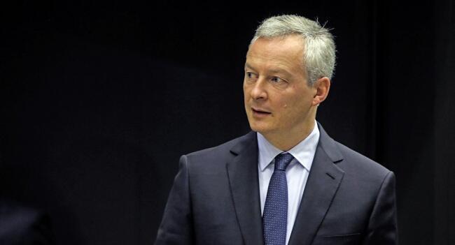 Министр экономики Франции заразился COVID-19