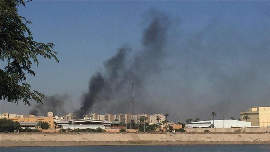 Район Багдада подвергся ракетному обстрелу